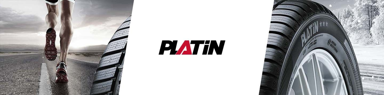 Pneus PLATIN